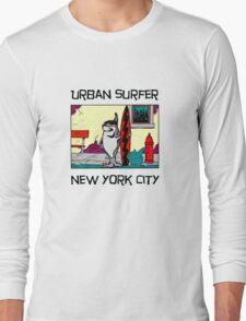 Urban Surfer NYC Long Sleeve T-Shirt