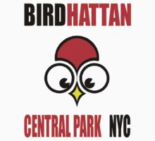 BirdHattan NYC  by Urban59