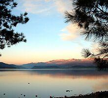 Payette Lake, McCall, ID by JimM