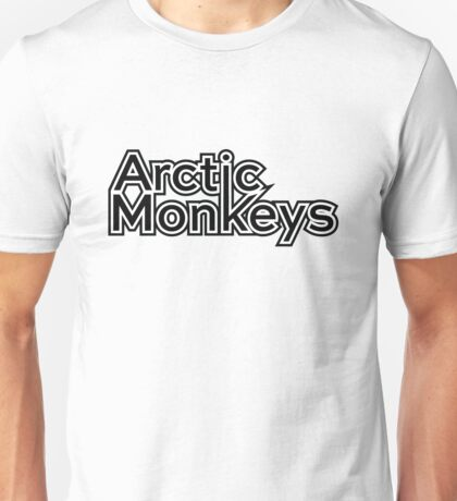 Arctic Monkeys Pulse Design Unisex T-Shirt