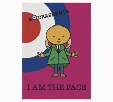 Bod the Mod Kids Tee