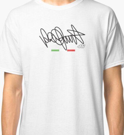 Valentino Rossi - Signature 07 Classic T-Shirt