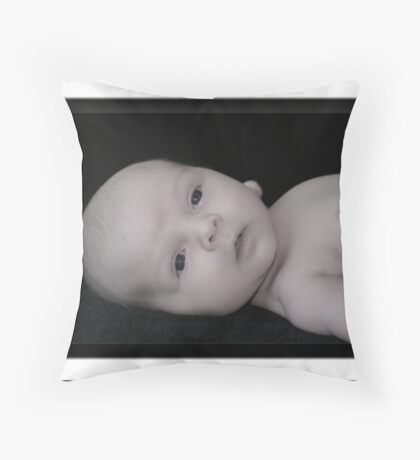 Gaze of Wonder Throw Pillow