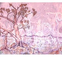 Ethnic Outback Photographic Print