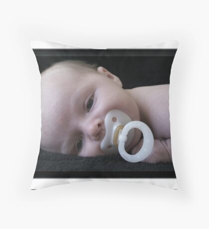 To Relax Throw Pillow