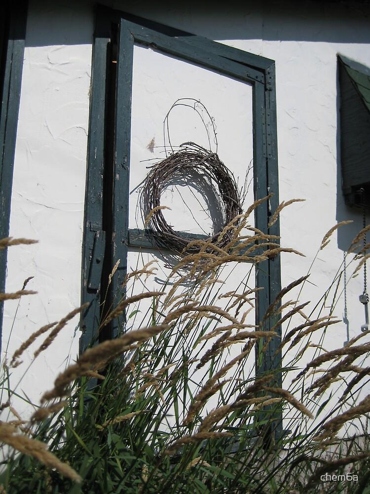 Farmhouse door by chem6a