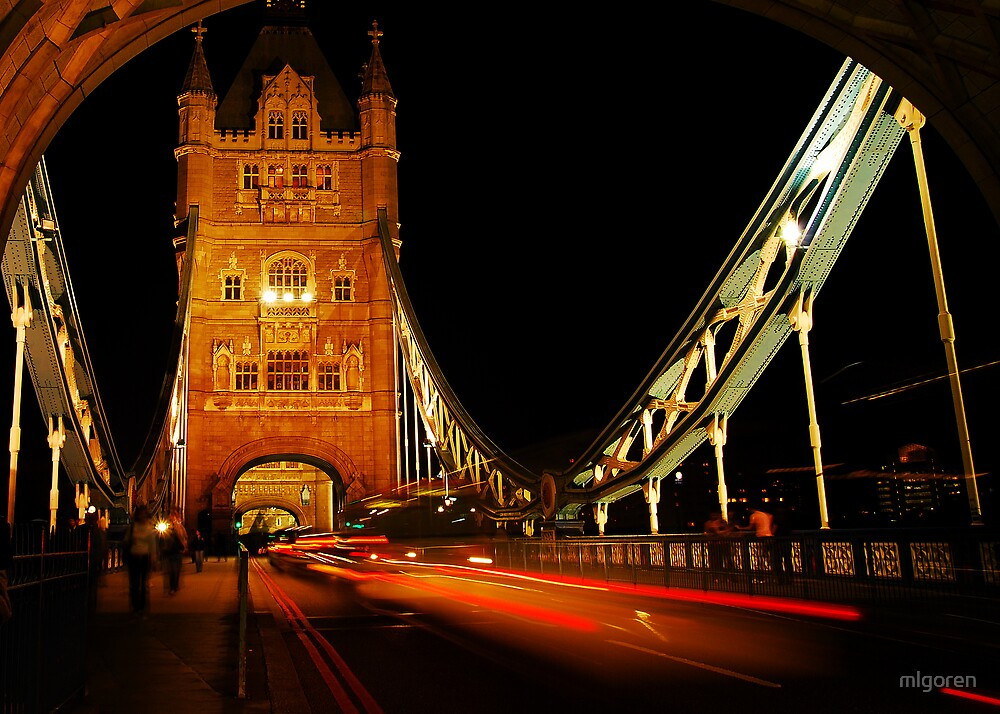 Tower Bridge by mlgoren