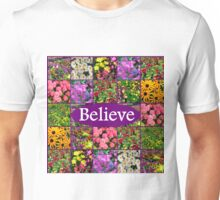 BELIEVE IN MIRACLES AND DREAMS Unisex T-Shirt
