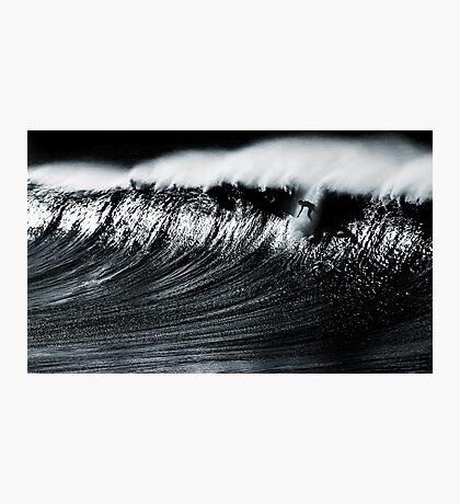 Surfs up Bronte Photographic Print