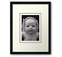 My Comfort Framed Print