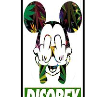 MICKEY BAKED (DISOBEY) by max90805