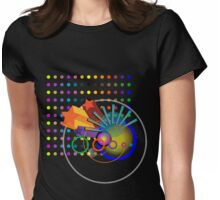 CIRCO #4 Womens Fitted T-Shirt