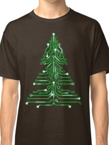 Christmas Circuitree Classic T-Shirt