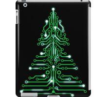 Christmas Circuitree iPad Case/Skin