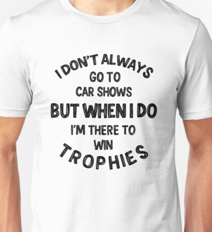 Trophy hogs Unisex T-Shirt