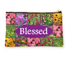 BLESSED BY GOD Studio Pouch