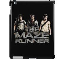 The Maze Runner iPad Case/Skin