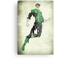 Green Lantern Metal Print