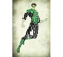 Green Lantern Photographic Print