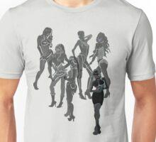TSHIRT: Runway Models Unisex T-Shirt