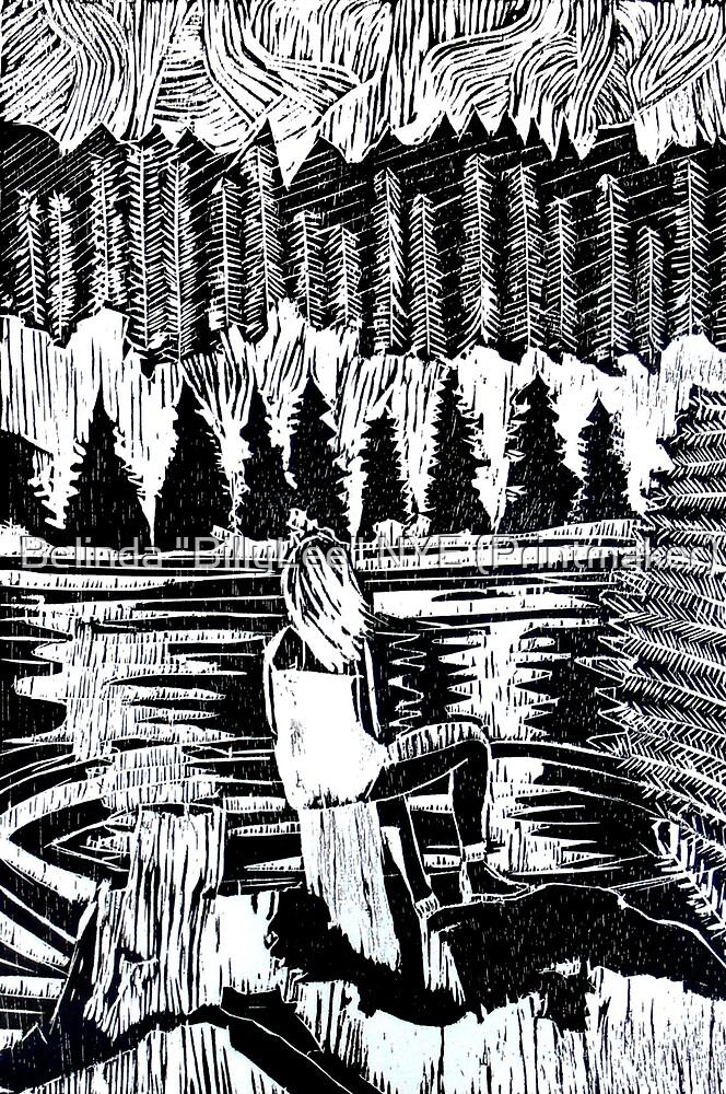 """Sierra Woman by Belinda """"BillyLee"""" NYE (Printmaker)"""
