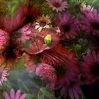 Flowers by Cathleen Tarawhiti by Cathleen Tarawhiti