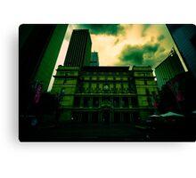 Lomography Film Reel #2 Canvas Print