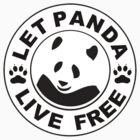 Panda reborn logo by benyuenkk
