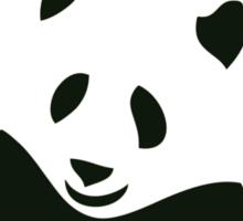 Panda reborn logo Sticker