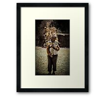 A Hundred Years of Solitude Framed Print