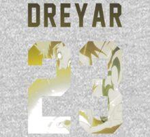 Dreyar jersey #23 by Aaronoftheyear