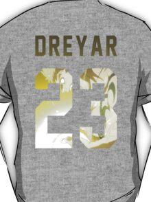 Dreyar jersey #23 T-Shirt