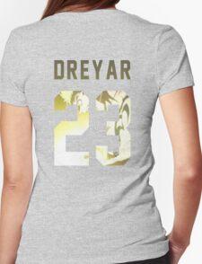 Dreyar jersey #23 Womens Fitted T-Shirt