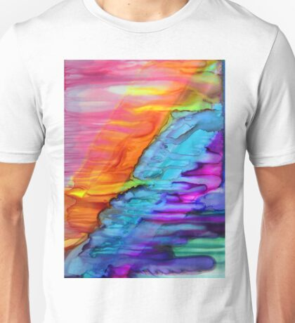 Pastel Rainbow Unisex T-Shirt
