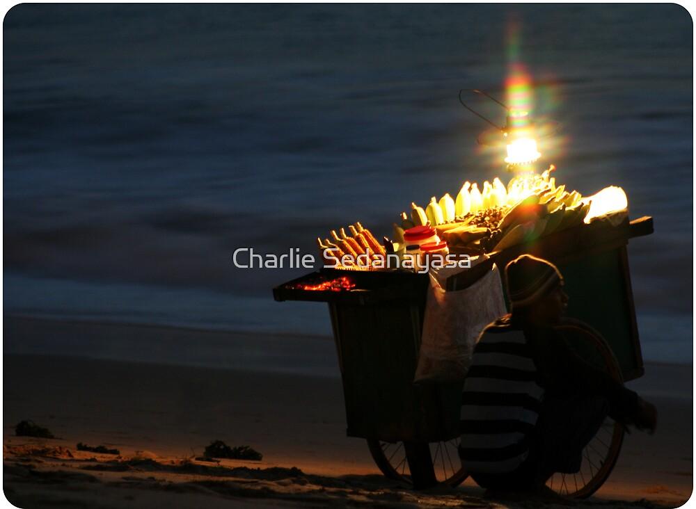 jagung bakar ... by Charlie Sedanayasa