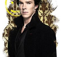 Sherlock - Benedict Cumberbatch by Willbrooks
