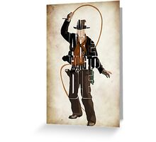 Indy Vol 2 Greeting Card