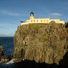 Neist Point Lighthouse by Stephen Smith