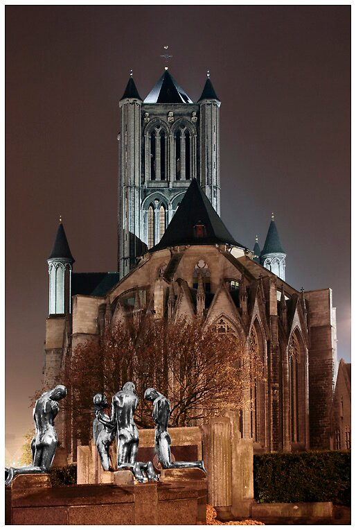 Gent by wimdenijs