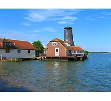 The Redundant Windmill - Langstone Harbour Photographic Print