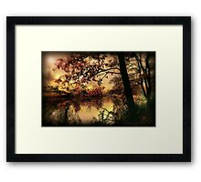 In Dreams Framed Print