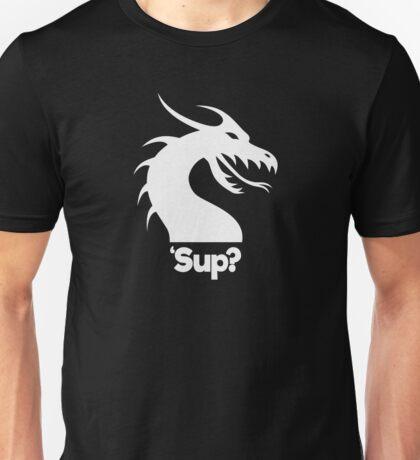 'Sup? Super Cool Dragon LOL Funny Joke Unisex T-Shirt