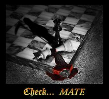 Check... Mate by Mike  Savad
