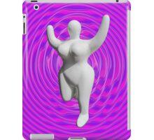 Joyful DANCING tee iPad Case/Skin