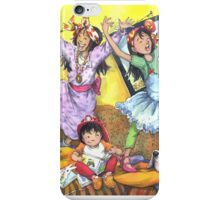 Sisters!!! iPhone Case/Skin