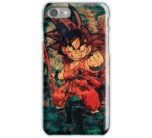 Kid Goku iPhone Case/Skin