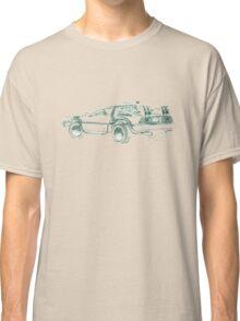 light delorean Classic T-Shirt