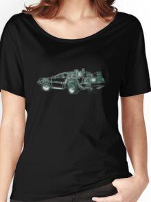 light delorean Women's Relaxed Fit T-Shirt