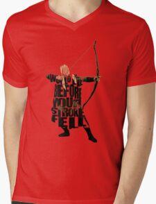 Legolas Mens V-Neck T-Shirt