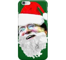 Merry Christmas GabeN  iPhone Case/Skin